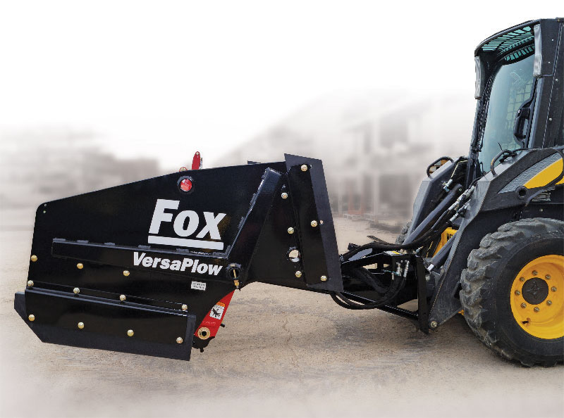 Fox hydraulic controls